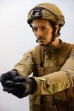 Mannequin de tir Images libres de droits