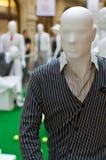 Mannequin del `s degli uomini Fotografia Stock