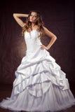 Mannequin die huwelijkskleding draagt royalty-vrije stock fotografie