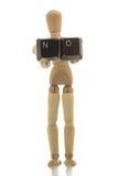 Mannequin die nr toont Stock Afbeeldingen
