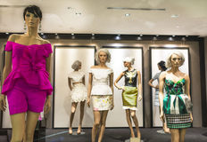 Mannequin Display Royalty Free Stock Photo