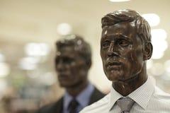 Mannequin do homem de negócios Imagem de Stock
