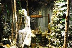 Mannequin em uma loja Fotos de Stock Royalty Free