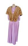 Mannequin fêmea na roupa do art deco Imagem de Stock
