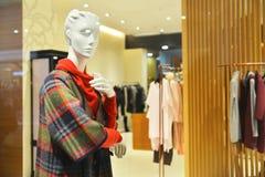 Mannequin femelle Photos stock