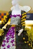 Mannequin floral Photo libre de droits