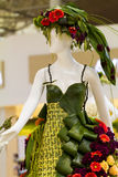 Mannequin floral Images stock