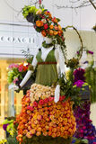 Mannequin floral Photos stock