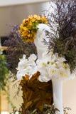 Mannequin floral Images libres de droits