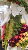 Mannequin floral Photos libres de droits