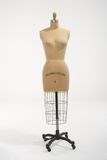 Mannequin foward royalty free stock photography