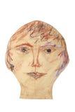 Mannequin głowa Zdjęcie Stock