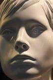 Mannequin-Gesicht Lizenzfreie Stockfotografie