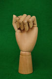 A mannequin hand Stock Photos