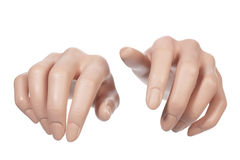 Mannequin Hands Stock Images