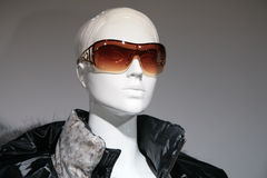 Mannequin head Stock Photography