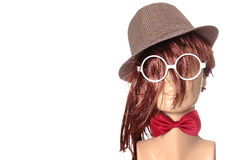 Mannequin head Royalty Free Stock Photography
