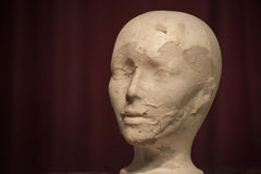 Mannequin Head Royalty Free Stock Photo