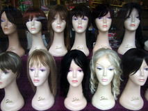 Mannequin Heads Stock Photos