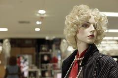 Mannequin headshot Lizenzfreies Stockbild