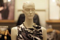 Mannequin headshot Stockfotografie