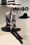 Mannequin im Mangospeicher Lizenzfreie Stockfotografie
