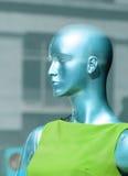 Mannequin-Köpfe Stockfoto