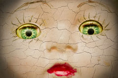 Mannequin lal twarz Obrazy Royalty Free