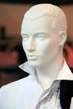 Mannequin maschio Fotografie Stock Libere da Diritti