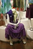Mannequin na loja Imagem de Stock Royalty Free