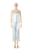 Mannequin in nightwear   Isolated Royalty Free Stock Photos