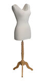 Mannequin with path royalty free stock photos