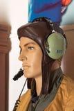 Mannequin piloto Foto de Stock