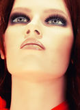 Mannequin portrait. Not human royalty free stock photo