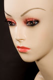 mannequin profil Fotografia Stock