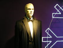 Mannequin tuxedo Royalty Free Stock Photo