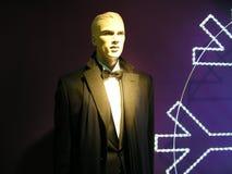 Mannequin tuxedo Royalty Free Stock Photo
