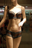 Mannequin with underclothes Royalty Free Stock Photos