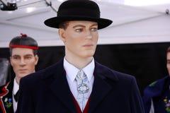 Mannequin w kostiumu Obrazy Stock