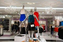 Mannequin w zawsze 21 sklepie zdjęcie stock