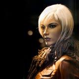 mannequin zamknięty ubraniowy włoski styl włoski Obraz Stock