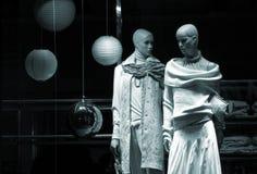 Mannequin zwei Stockfotografie