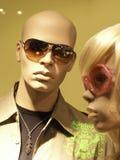 Mannequine Stockbild