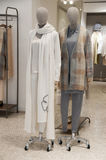 Mannequines in fashion boutique Royalty Free Stock Photo
