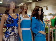Mannequins. Royalty Free Stock Image