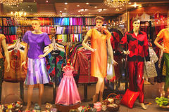 Mannequins. /dummies in a dressmaker Royalty Free Stock Photography