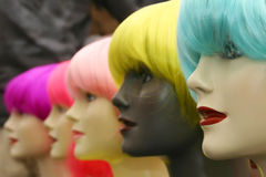 Mannequins Photo stock