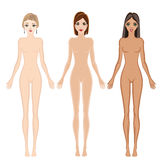 mannequins Royalty-vrije Stock Foto