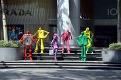 mannequins Stock Foto's