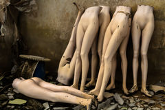 mannequins stock fotografie